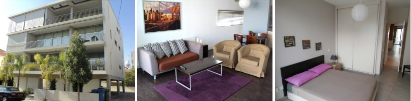 Shortlet Apartments in Nicosia Cyprus